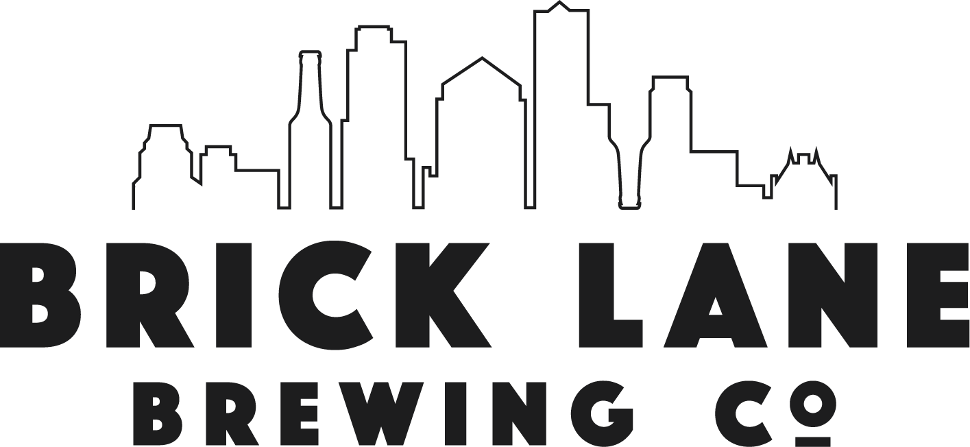 Brick Lane Brewing Brand Keyline Charcoal