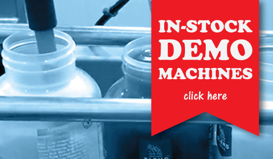 In Stock Demo Machines